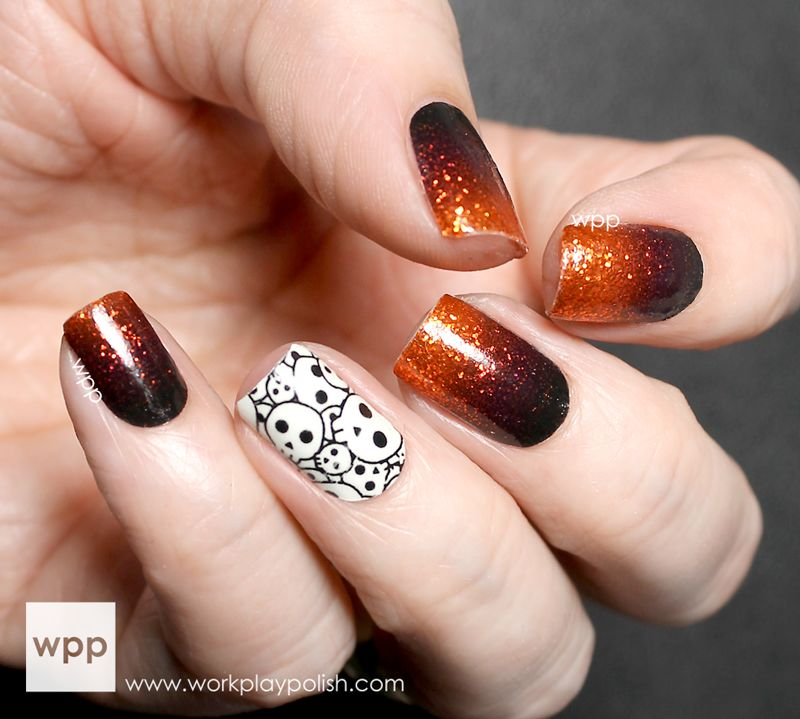 Incoco Nail Wraps Fright Night (Halloween) Collection 2013 | Play ...