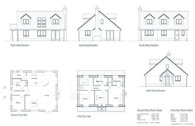 Dormer Bungalow Plans Bold Idea 8 Chalet House Plans 4 Bedroom Bungalow Design Bungalow Floor Plans House Plan Gallery Bungalow House Plans