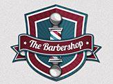 The Barbershop - Logo