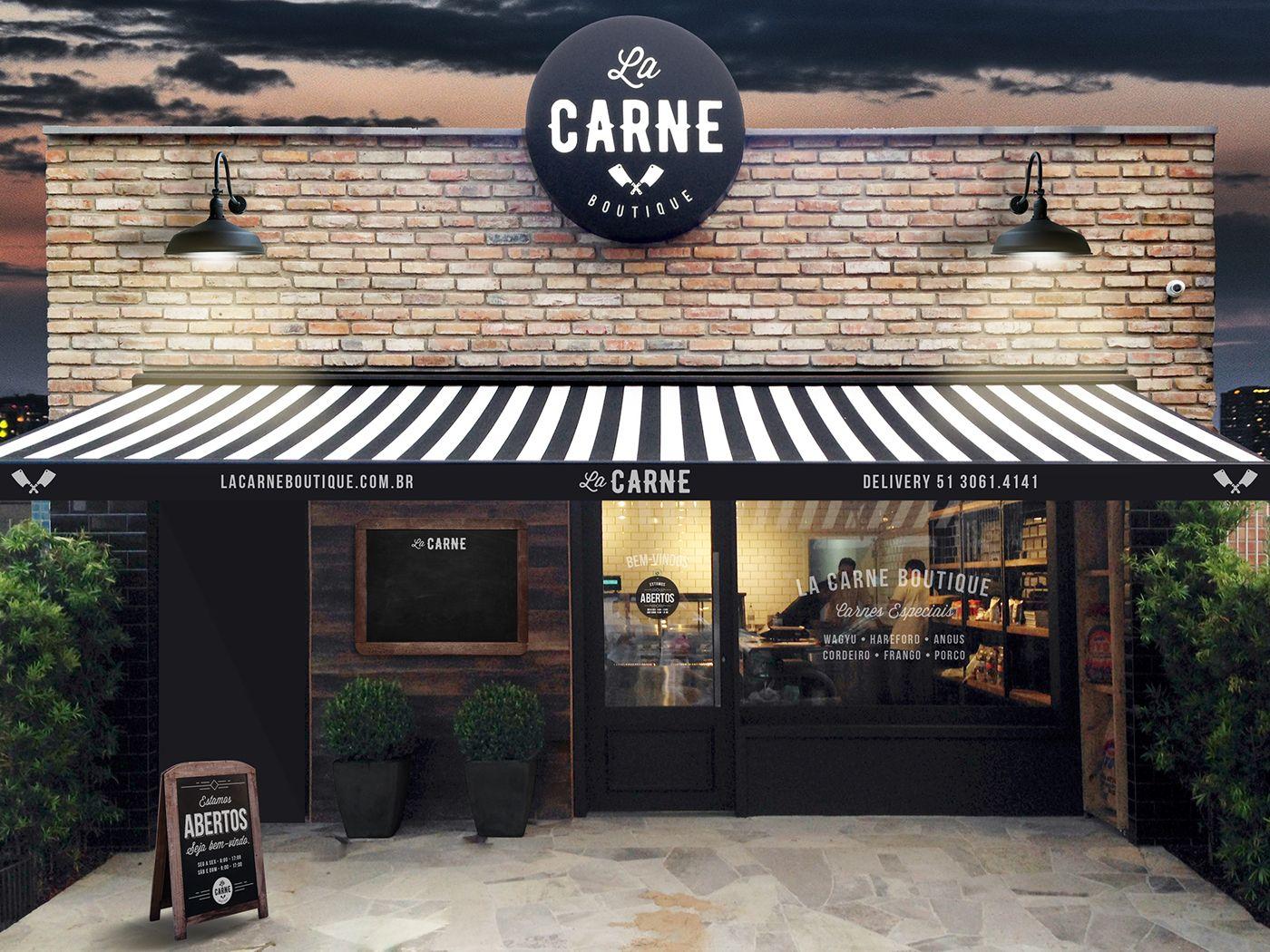 La Carne Boutique on Behance