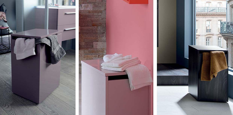 Gamme wally de meuble salle de bain, miroir - Sanijura Badezimmer - wasserfeste farbe badezimmer