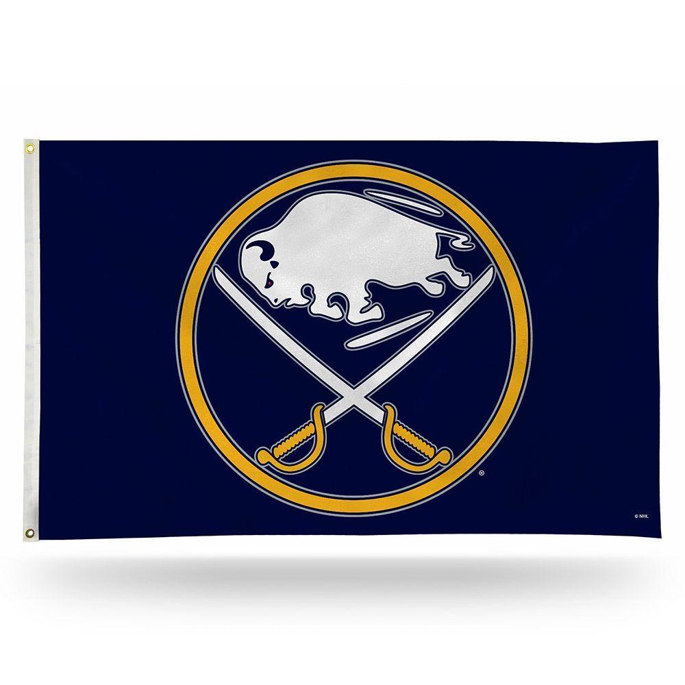 Buffalo Sabres Banner Flag, Multicolor