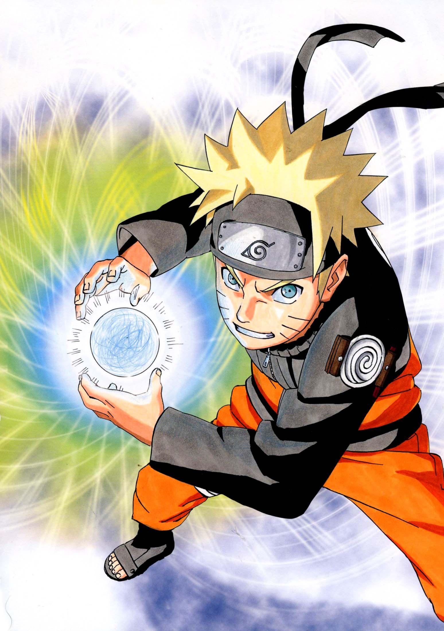Naruto shippuden scan couleur recherche google - Naruto dessin couleur ...