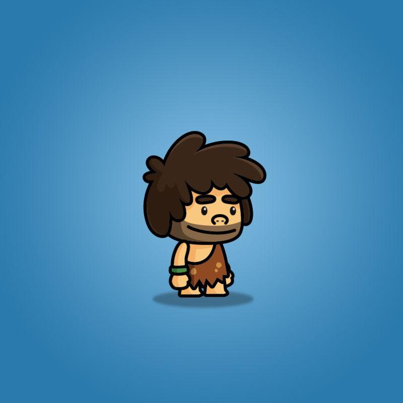 tiny caveman in 2019