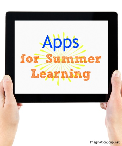 round-up of children's learning apps for the ipad