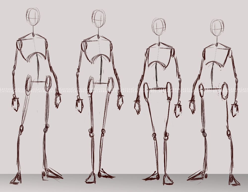 F2u Character Concept Bases Male Female Art Reference Photos Art Reference Anatomy Drawing