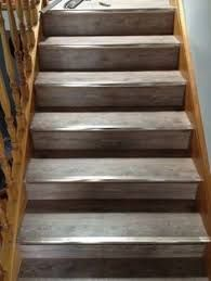 Image Result For Vinyl Plank Flooring Stair Treads