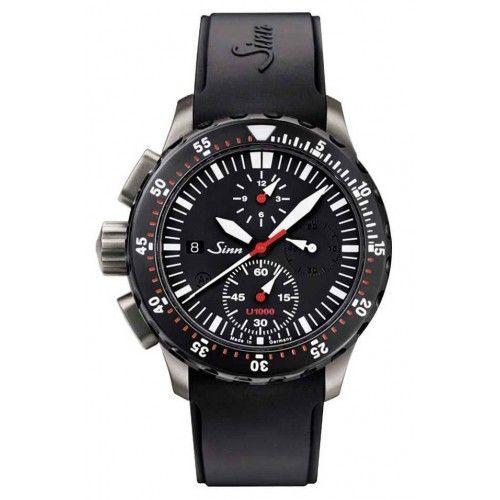 #Sinn #U1000 #SDR - Rubber Strap   Sinn #Watches   Watches   Page And Cooper
