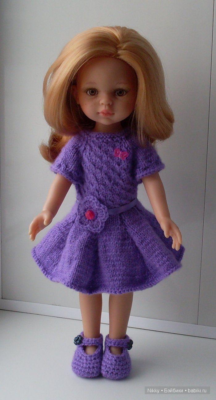 Моя первая девочка - Дашенька от Paola Reina / Paola Reina, Antonio Juan и другие испанские куклы / Бэйбики. Куклы фото. Одежда для кукол