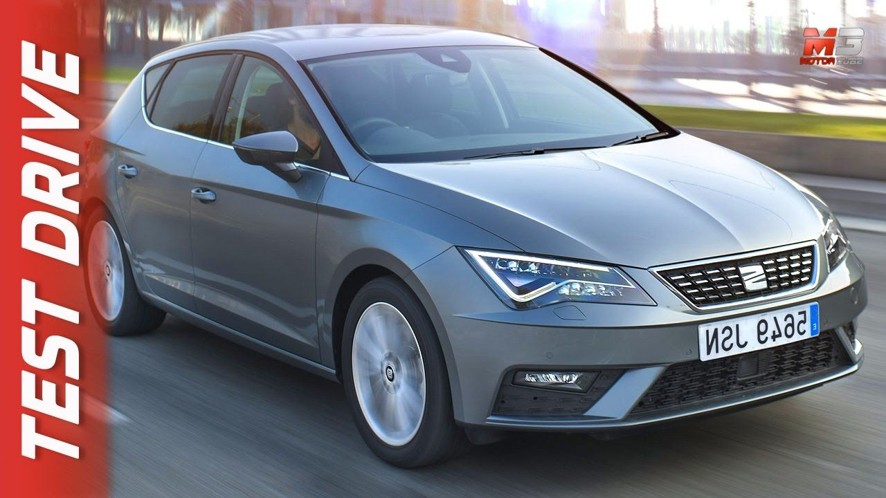 New Seat Leon 2017 - First Test Drive  - ENG ITA SUB