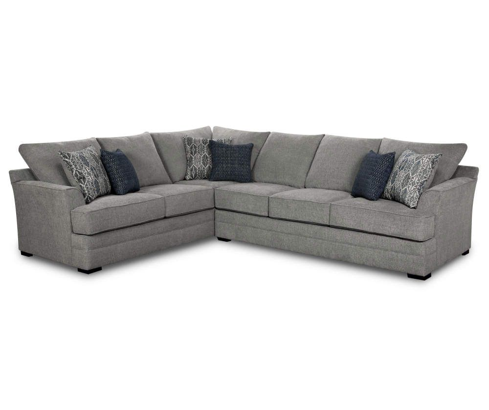 Broyhill Naples Living Room Sectional Big Lots In 2020 Living Room Sectional Upholstered Sectional Broyhill Furniture