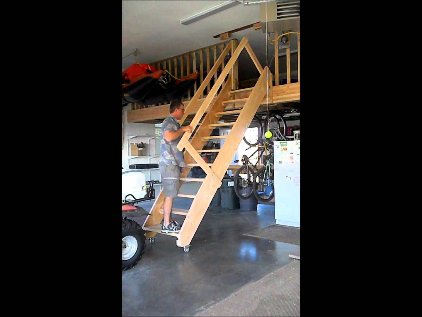 Pull Down Stairs For Loft Drop Down Ladders For Garage Attics High Resolution Garage Attic