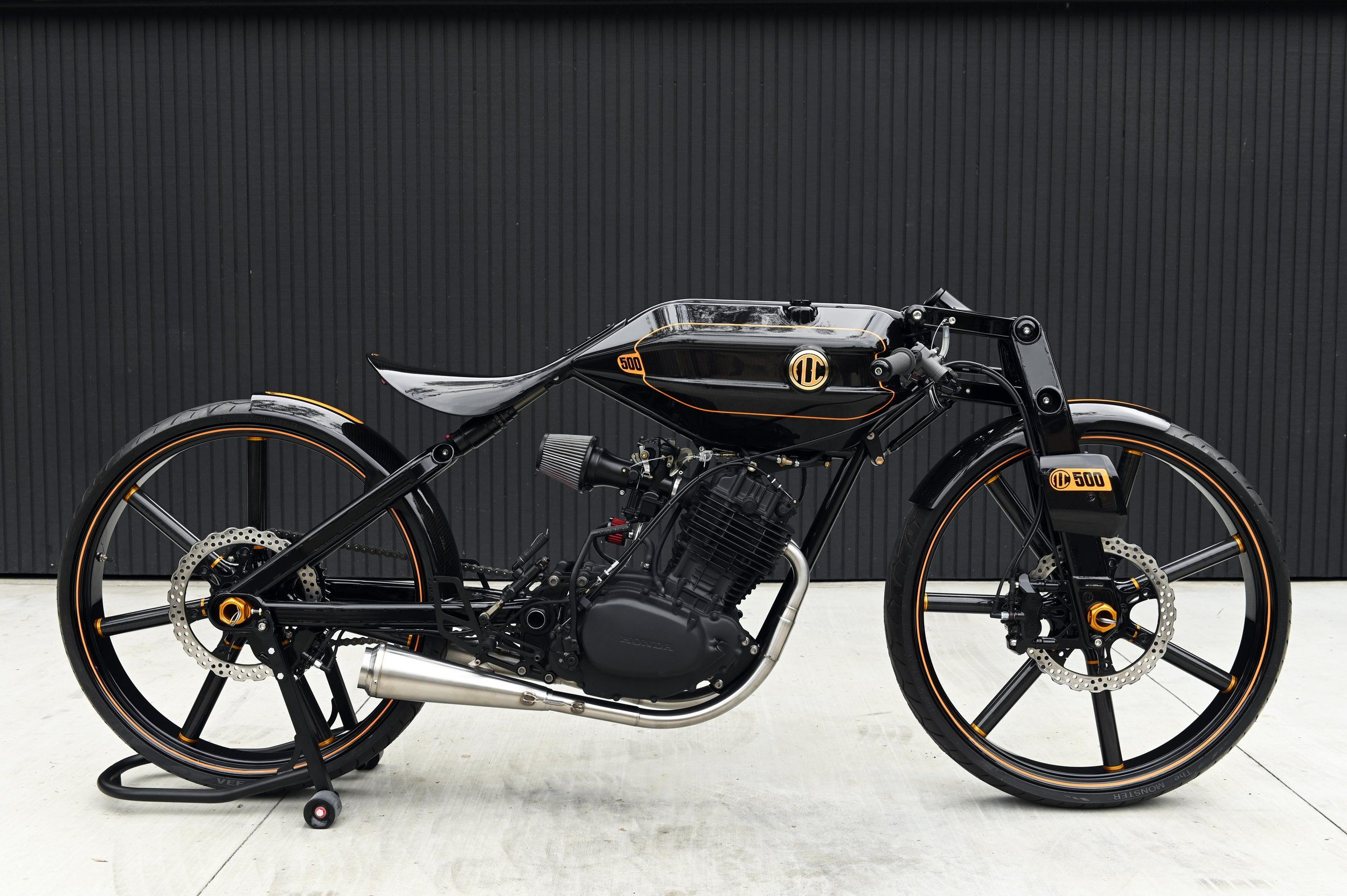 Abc 500 A Bike Company With Images Car And Motorcycle Design