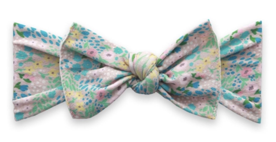 Muted Meadow Baby Bling Bows Bling Bows Baby Bling