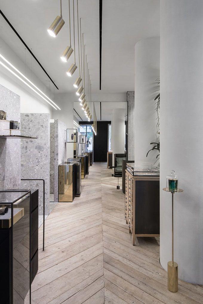Ileana Makri Store - Athens, Greece | Retail Spaces | Retail