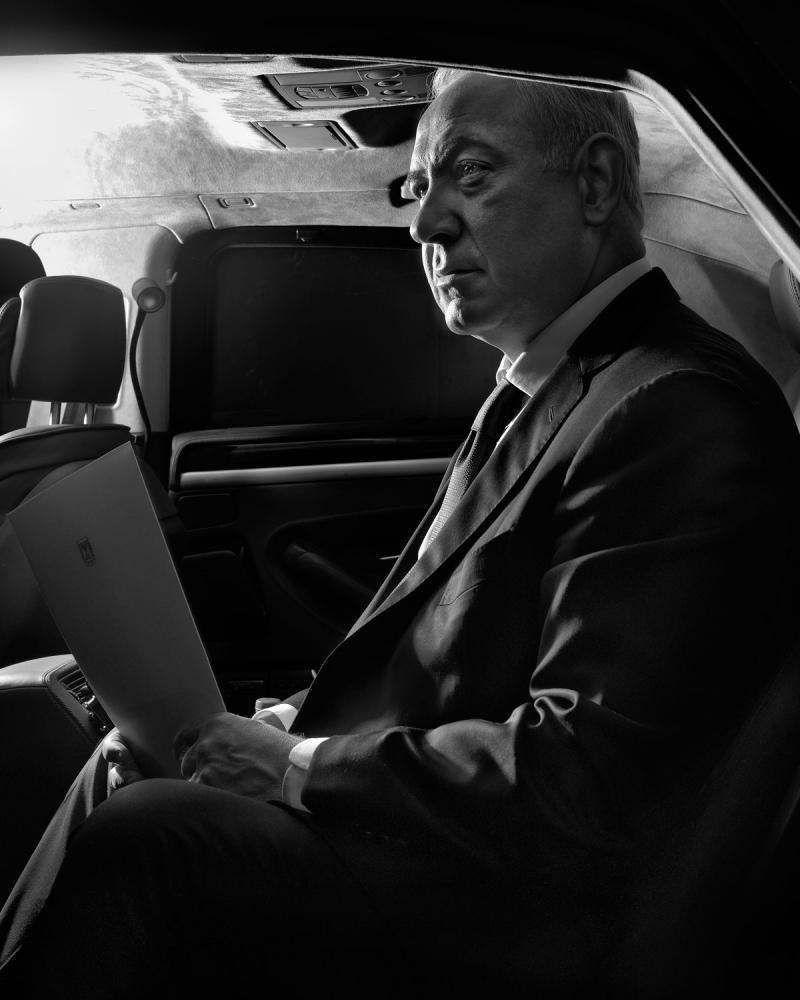 Still: Benjamin Netanyahu, Prime Minister of Israel | by Marco Grob ...