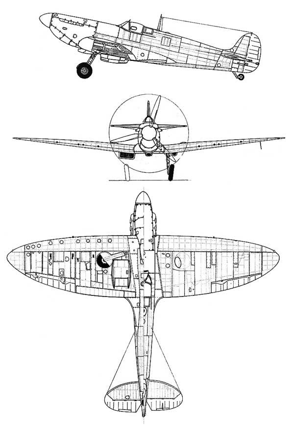 Spitfire Aircraft Aircraft Tattoo Spitfire Plane Plane Drawing