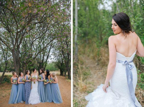 1686bcc9ad1 Rustic Serenity Blue Wedding at Grin Court by Charl van der Merwe ...