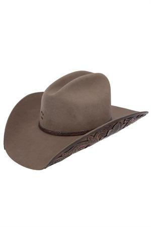 Charlie 1 Horse Cut Above Cowboy Hat  5f7bdad32a1
