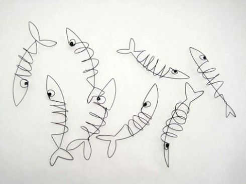 wire fishes