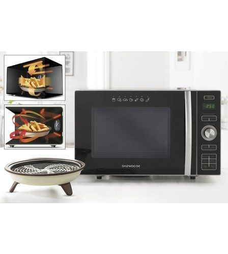 Image For Daewoo 24 Litre Combi Amp Air Fryer Microwave From