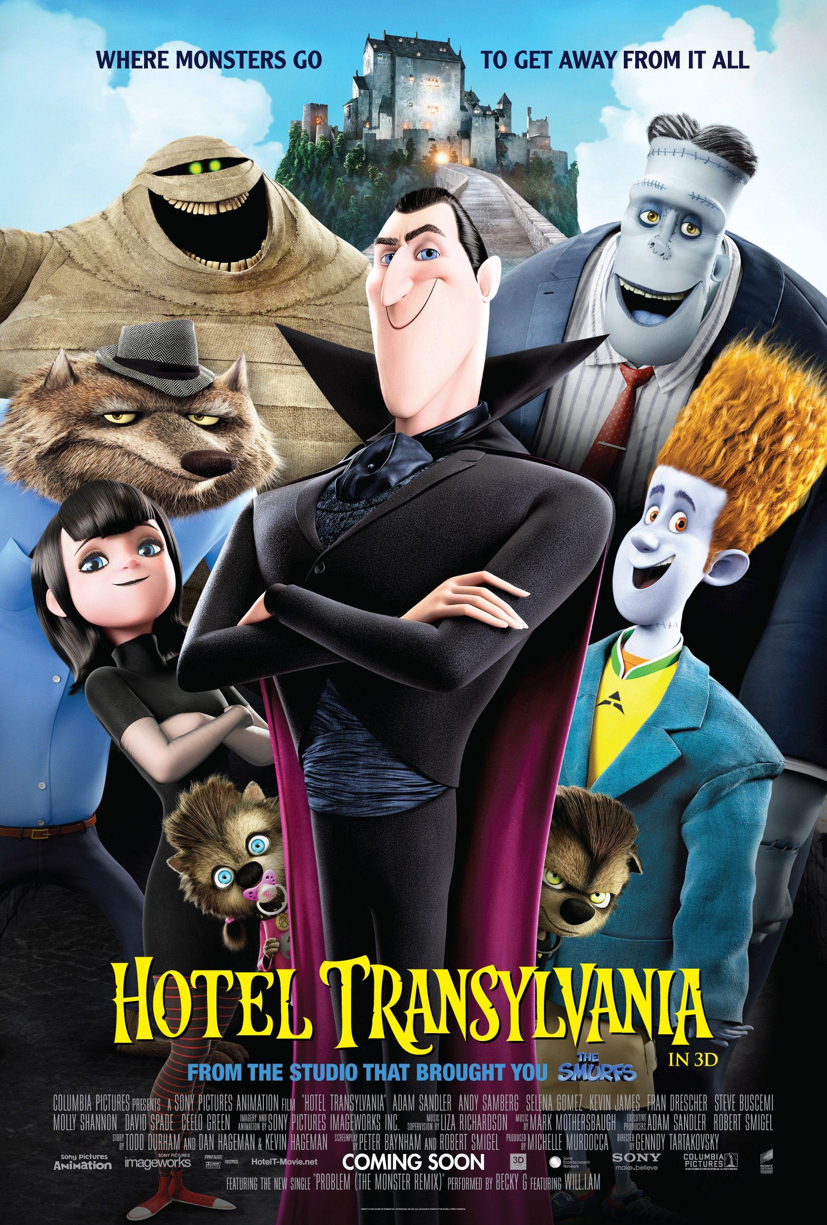 in Showcase Cinemas Hotel transylvania, Transylvania