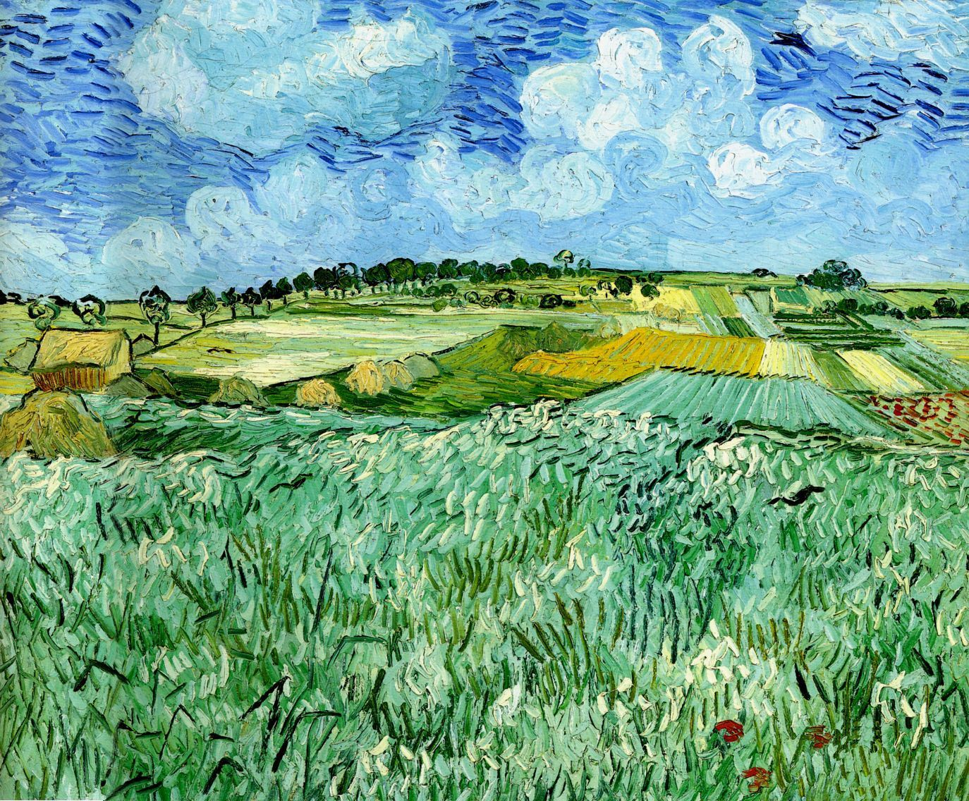 Image detail for vincent van gogh paintings 7 for for Van gogh paintings locations