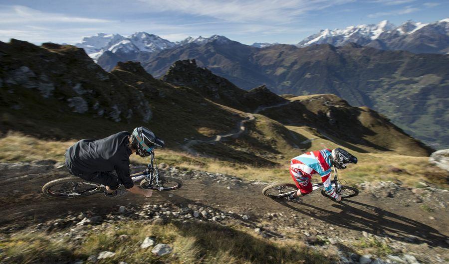 Five2Ride: Mountain Bike Trails in Switzerland | Mountain