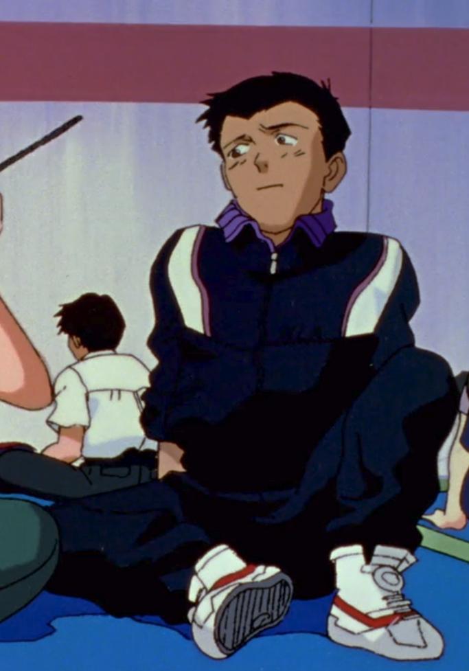 [INSPO] I'm tryna look like Toji from Evangelion Neon