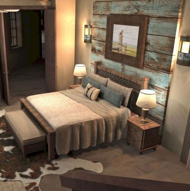 43 Modern Rustic Master Bedroom Design Ideas Modern Master Bedroom Purple Bedrooms Rustic Master Bedroom