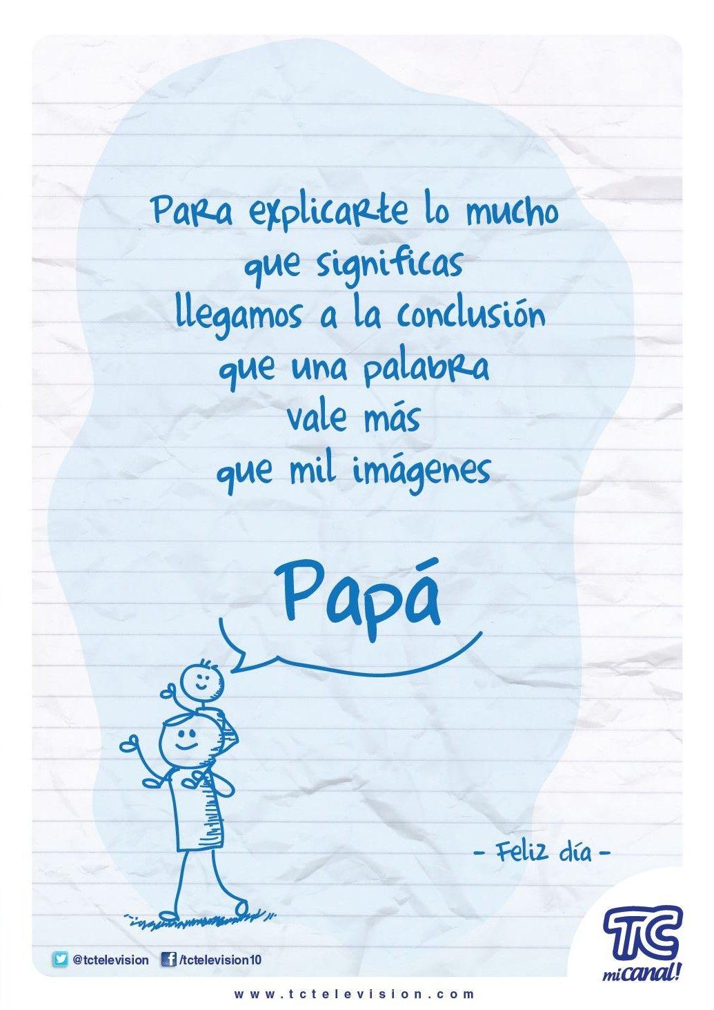 Feliz Día del Padre   Responsabilidad Social #RSE   Pinterest ...