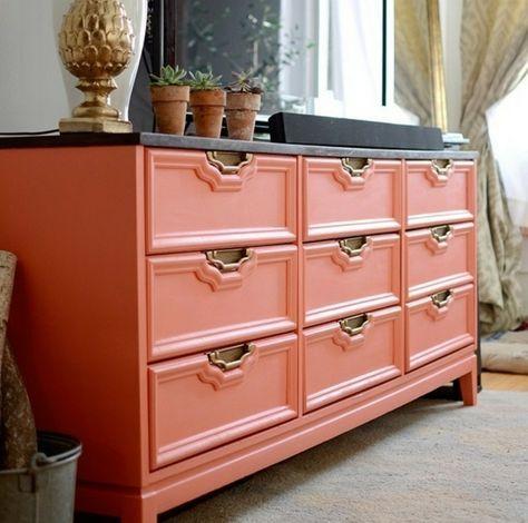 alte kommode zuhause auffrischen pastellfarben willhaben