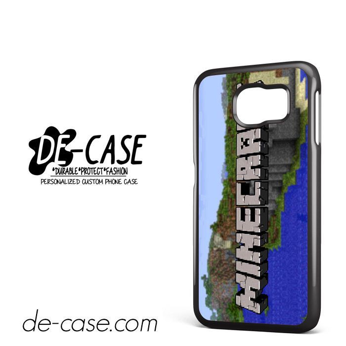 Minecraft Game DEAL-7275 Samsung Phonecase Cover For Samsung Galaxy S6 / S6 Edge / S6 Edge Plus