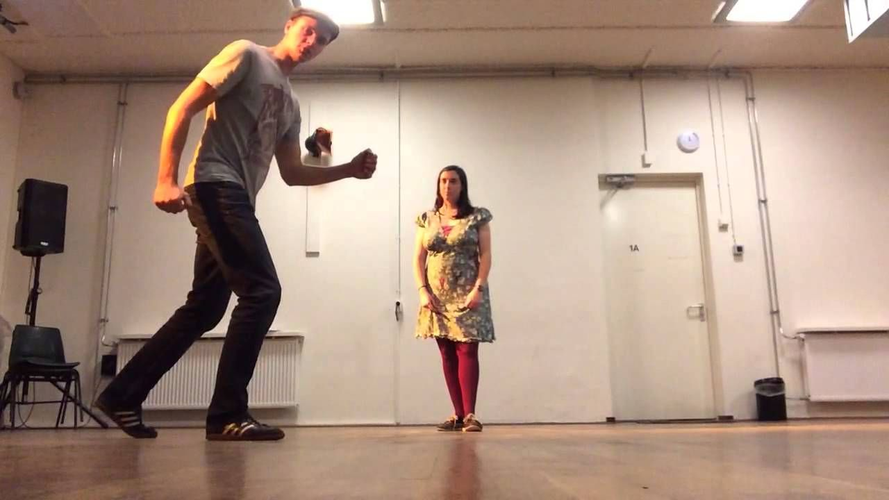 L2 New Tandem Charleston With Chase Entry Swing Dance Moves Swing Dance Tandem