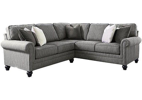 Kittredge 2 Piece Sectional Furniture Ashley Furniture