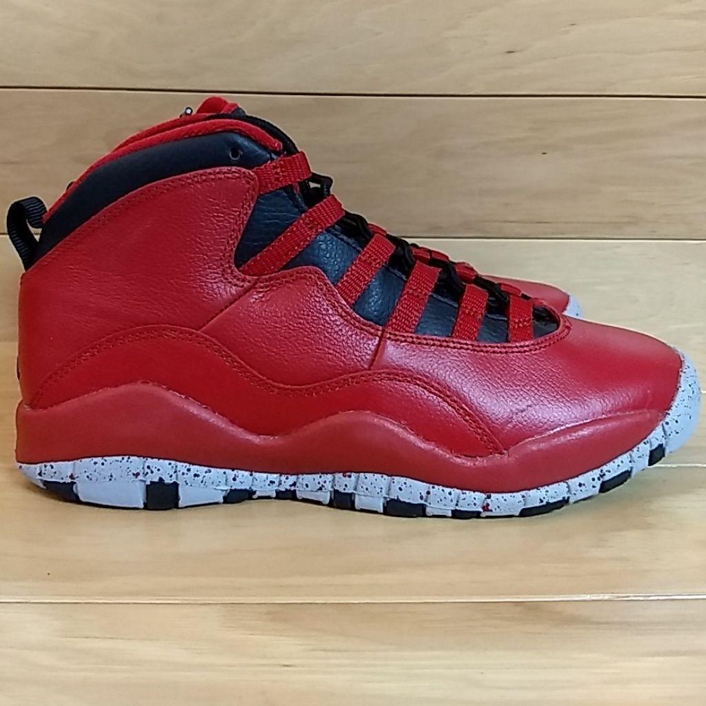 separation shoes af02f ae589 Jordan Shoes   Air Jordan 10 Retro 5.5 Youth Bulls Over ...
