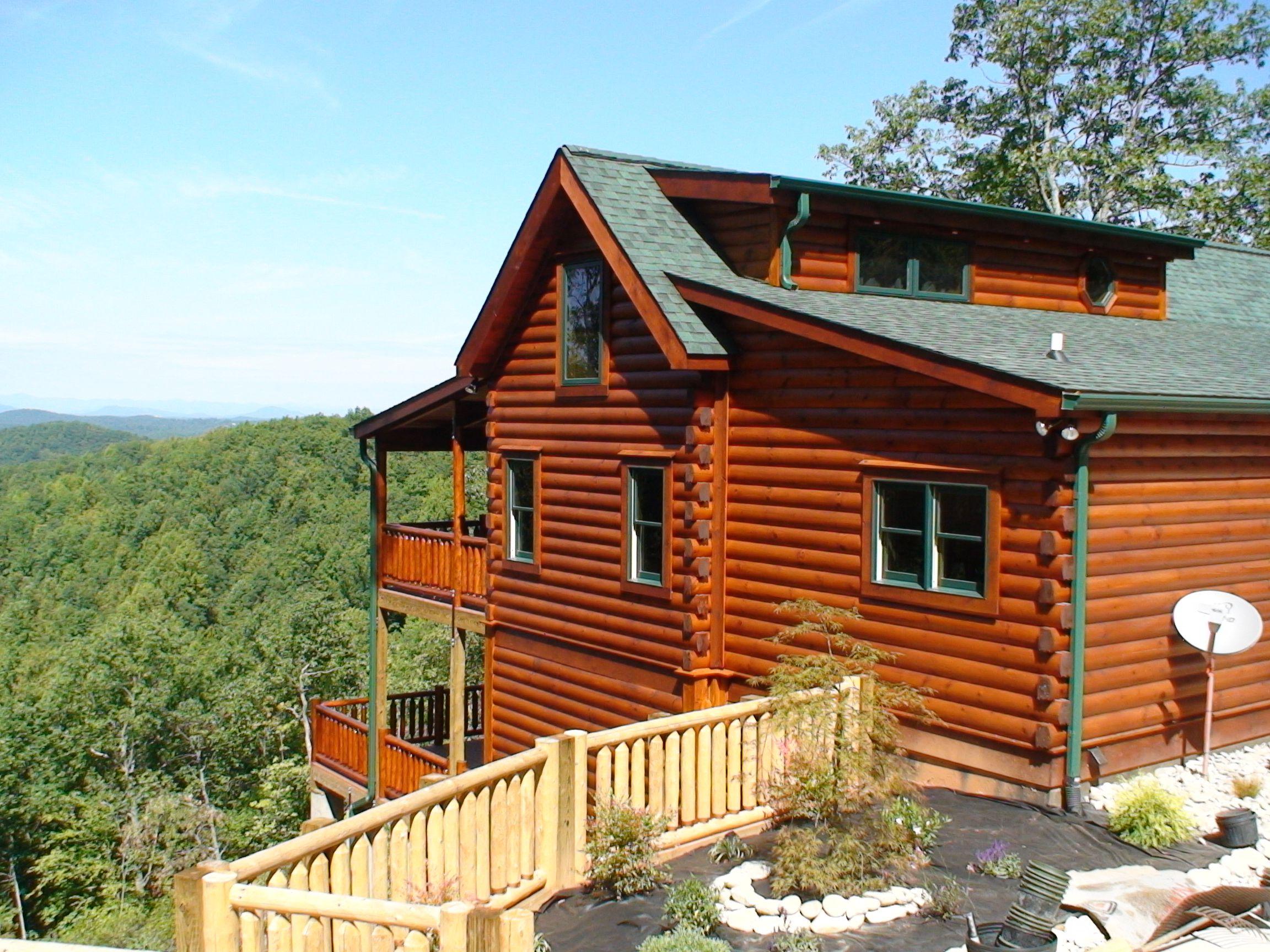 Blowing Rock Log Cabin Homes By Blue Ridge Log Cabins