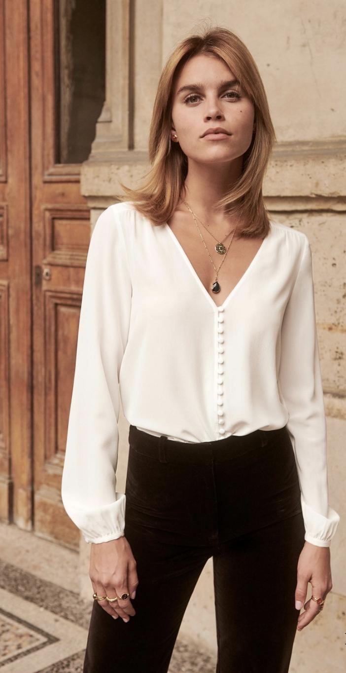 #workinggirl #sezane #fall #winter #lookbook #style #parisiangirl #fashionblogger #stylishbcorner