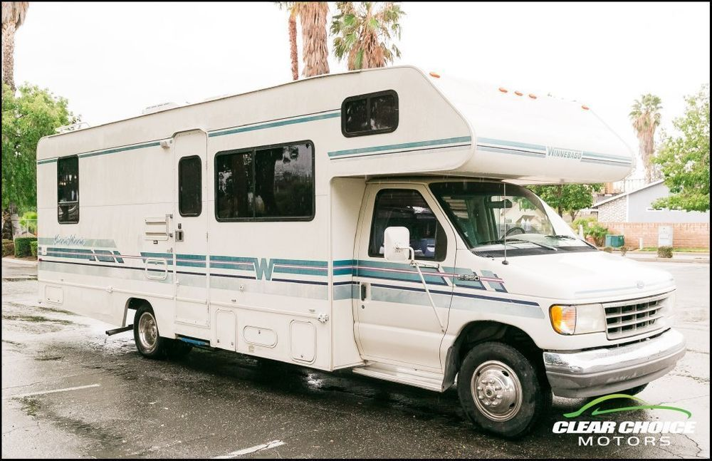 Ford Class C Rv >> 1994 Winnebago Minnie Winnie 29 Class C Motorhome Model