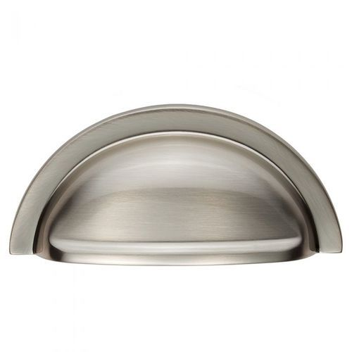Fingertip Ftd558 Oxford Satin Nickel Drawer Cup Pull In 2020 With Images Cup Handles Cup Pulls Carlisle Brass