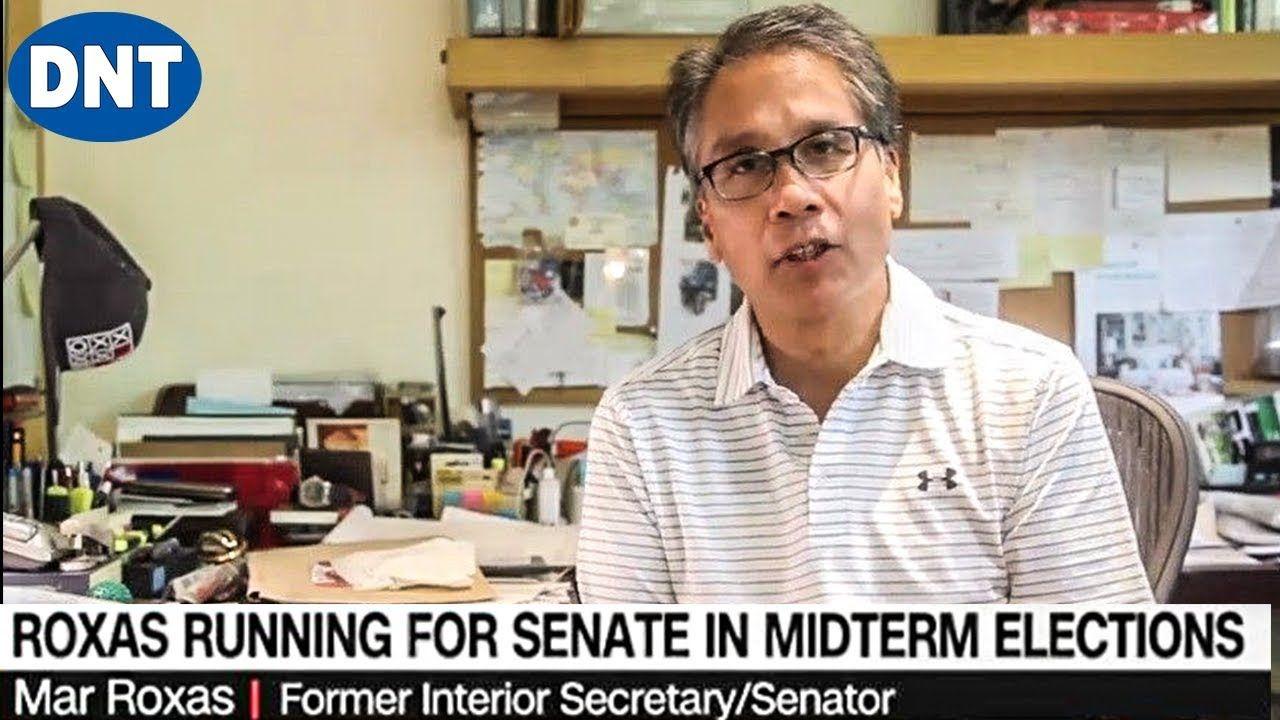 MAR ROXAS TATAKBONG SENADOR! Philippine news, Mens tops