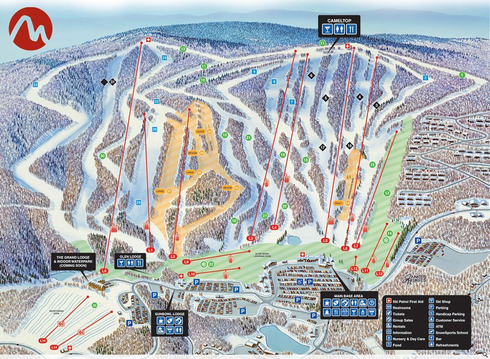 Sno Mountain Former Montage Mtn PA Been Pinterest Wilkes