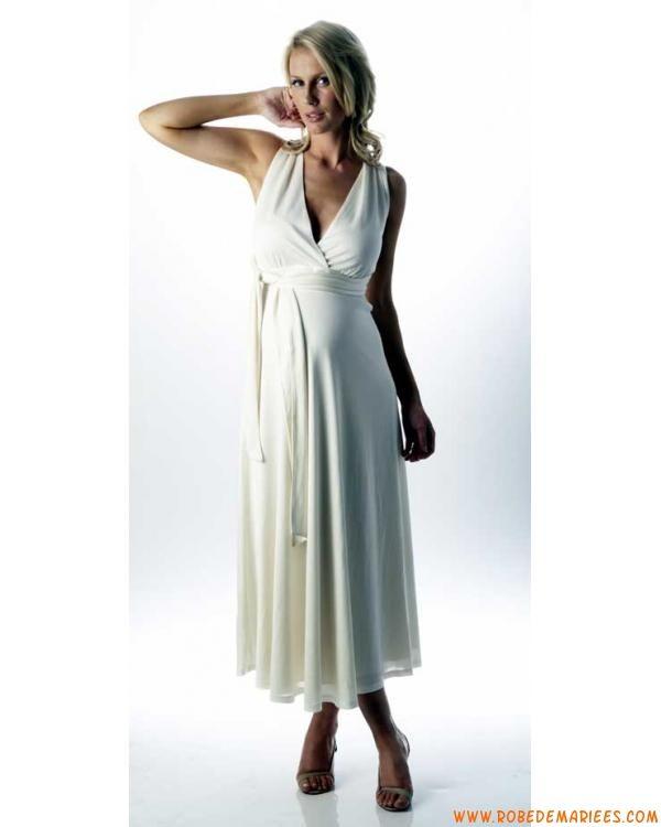 Robe d'hiver pour femme enceinte