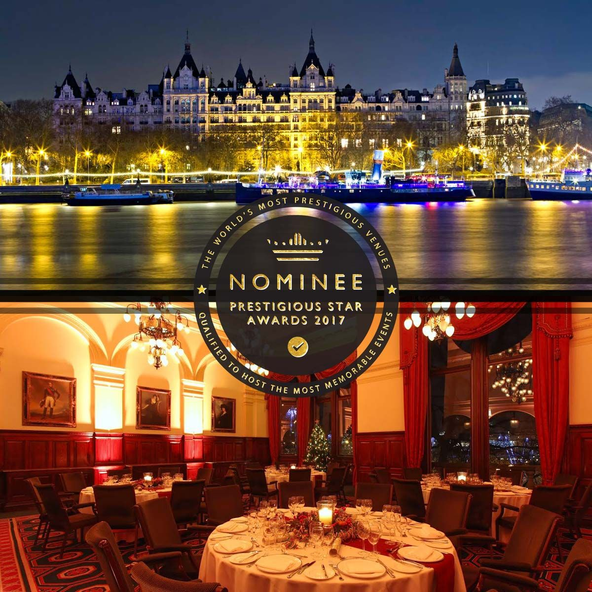 The Royal Horseguards Hotel and One Whitehall Place | Prestigious Star Awards 2017 Nominees ...