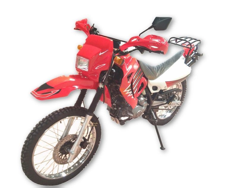 Dirt Bike 200cc Single Cylinder 4 Stroke