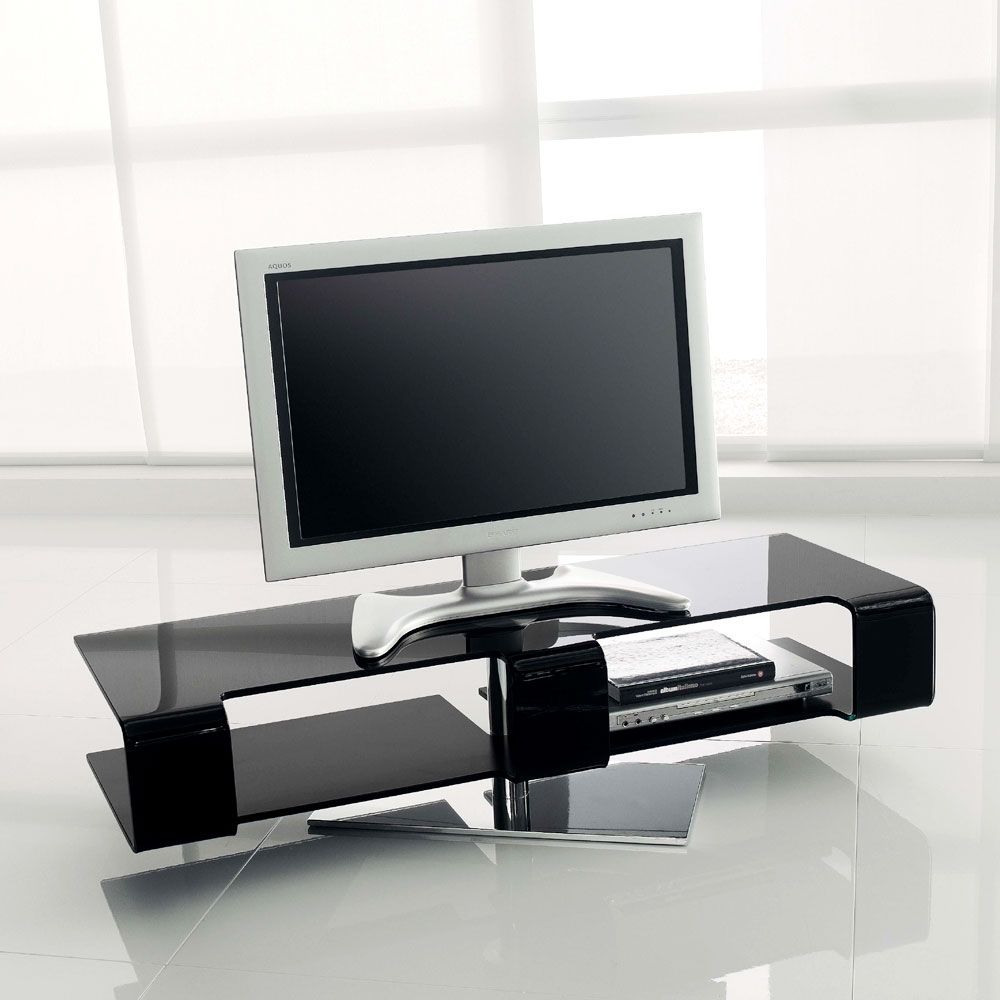 Modern Tv Stand Tonin Casa In 2019 Lcd Tv Stand Contemporary Tv