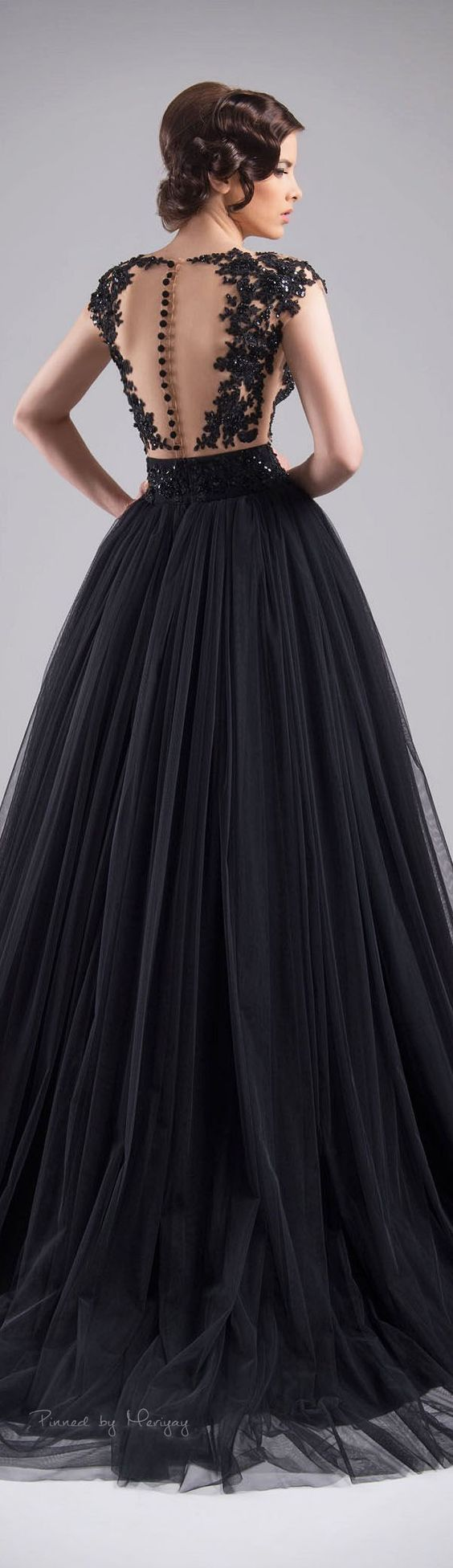 beautiful black wedding dresses you will love spring summer