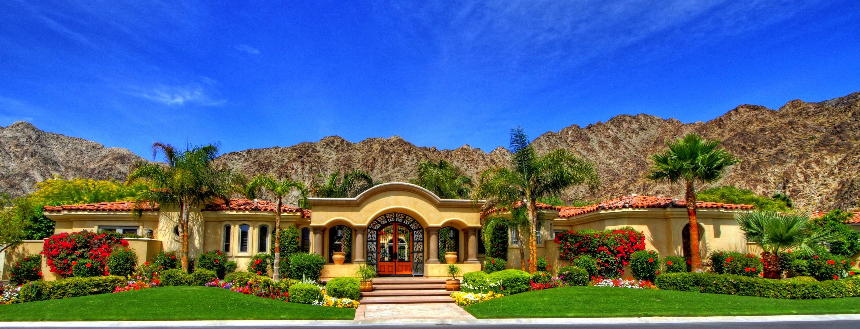 luxury homes in california