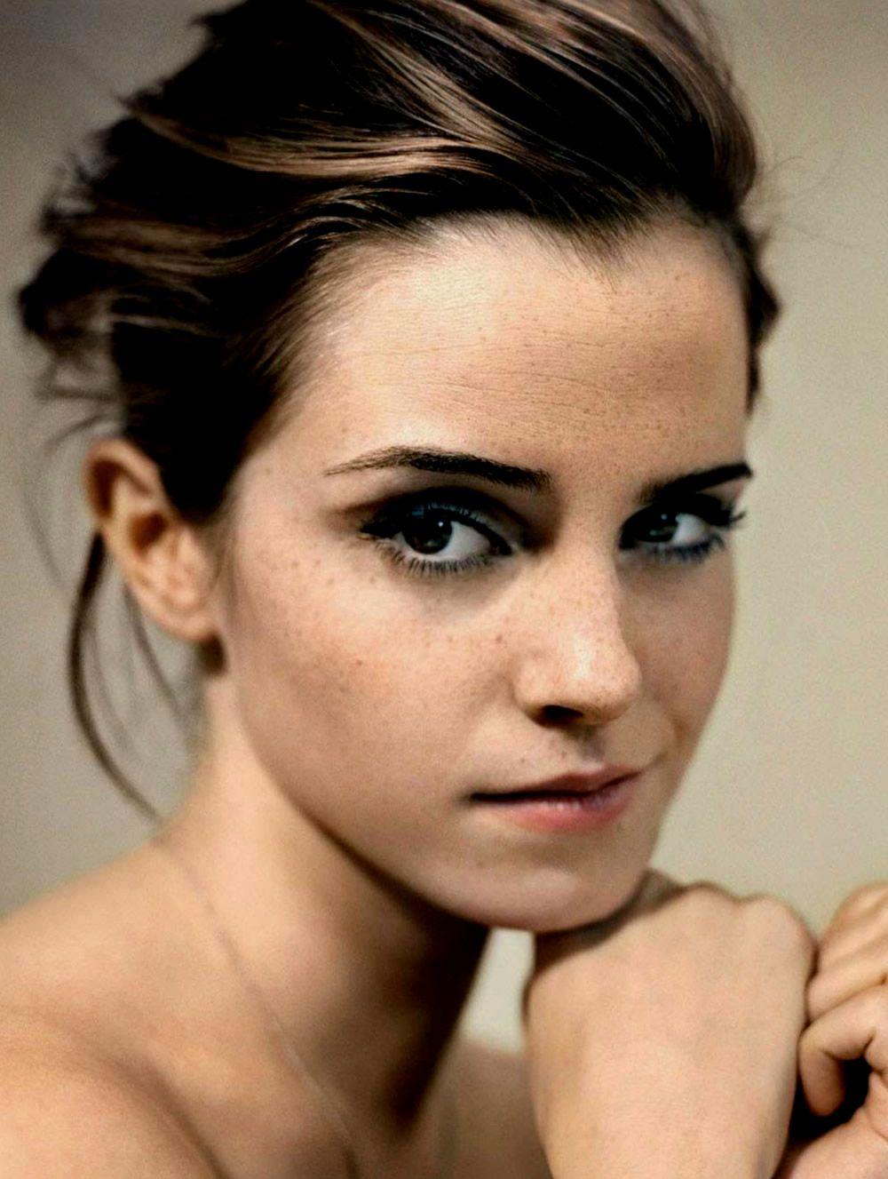 Emma Watsons Eyebrow Perfection Celeb Crushin Pinterest