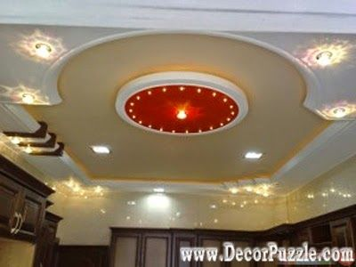 Gypsum Board Ceiling Design For Kitchen Pop False Catalogue